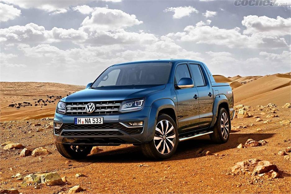 Más potencia para el VW Amarok