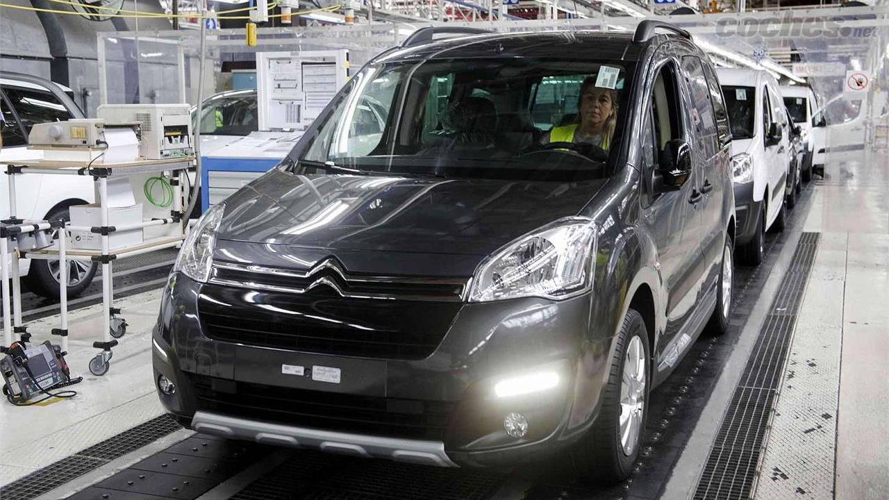 El Citroën Berlingo cumple 20 años
