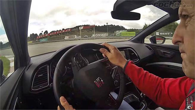 Comparativo GTI: Vueltas rápidas en el Fast Parcmotor