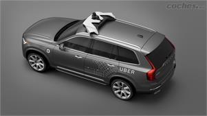 Volvo y Uber se alían para desarrollar vehículos de conducción autónoma