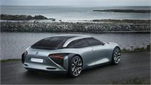 Citroën Cxperience Concept: Invitación al viaje