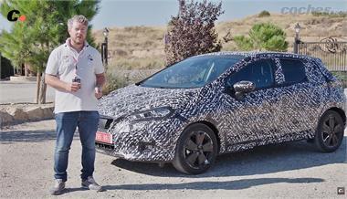 Nissan Micra: Con un chasis espectacular