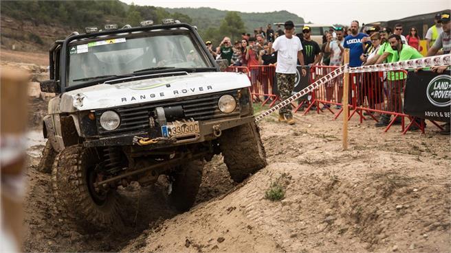 Land Rover Party: Paraíso British en Les Comes