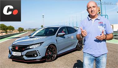 Honda Civic Type R: La referencia se renueva