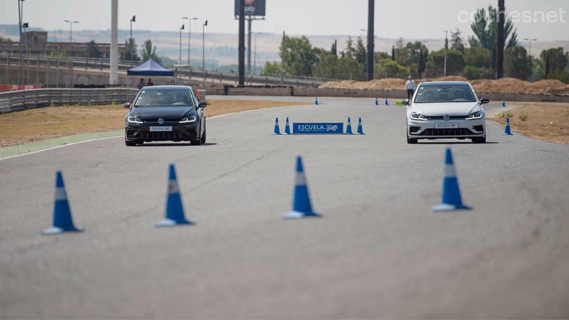 Escuela R Advance: Curso de conducción