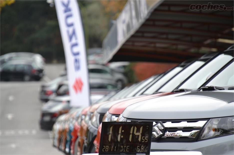 Suzuki Vitara Litros por Kilos
