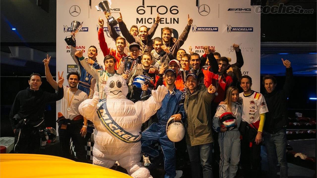 6to6 Michelin Karting GP 2017
