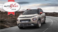 El Citroën C3 Aircross, premio Autobest 2018