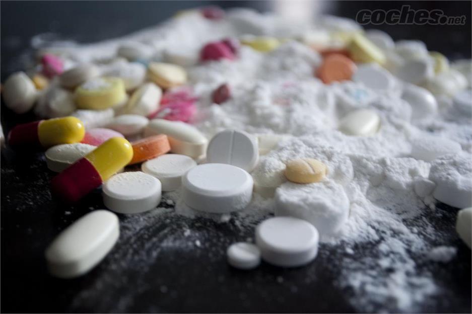 Conducir bajo los efectos de las drogas