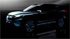 Ssangyong Concept XAVL: Listo para Ginebra