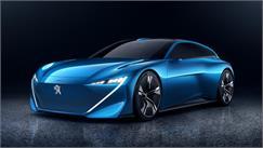 Peugeot Instinct Concept: El futuro es autónomo