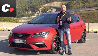 Seat León Cupra 300 CV: Más potencia y más par