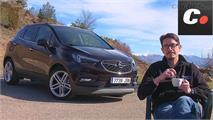 Opel Mokka X 1.4 Turbo 4x4: Con una 'X' de más