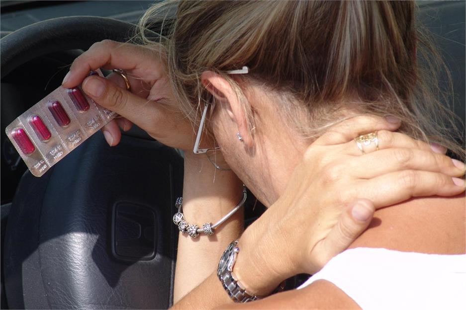 Alergias al volante