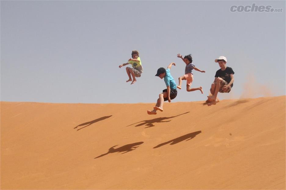 Vídeo: El Desierto de los Niños 2017