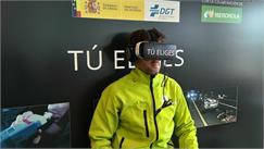 Realidad virtual para concienciar sobre los riesgos al volante