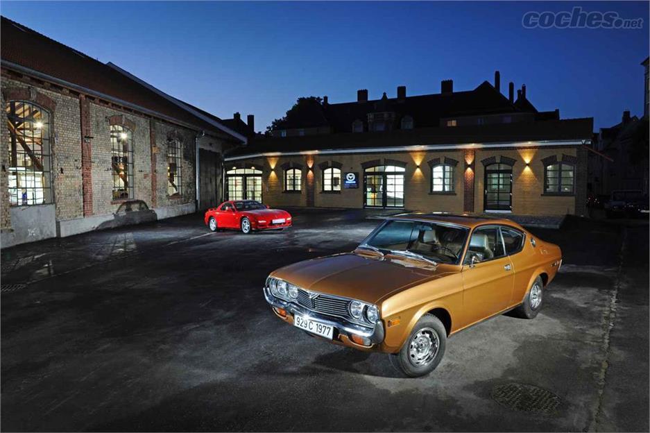 Mazda abre un museo en Alemania