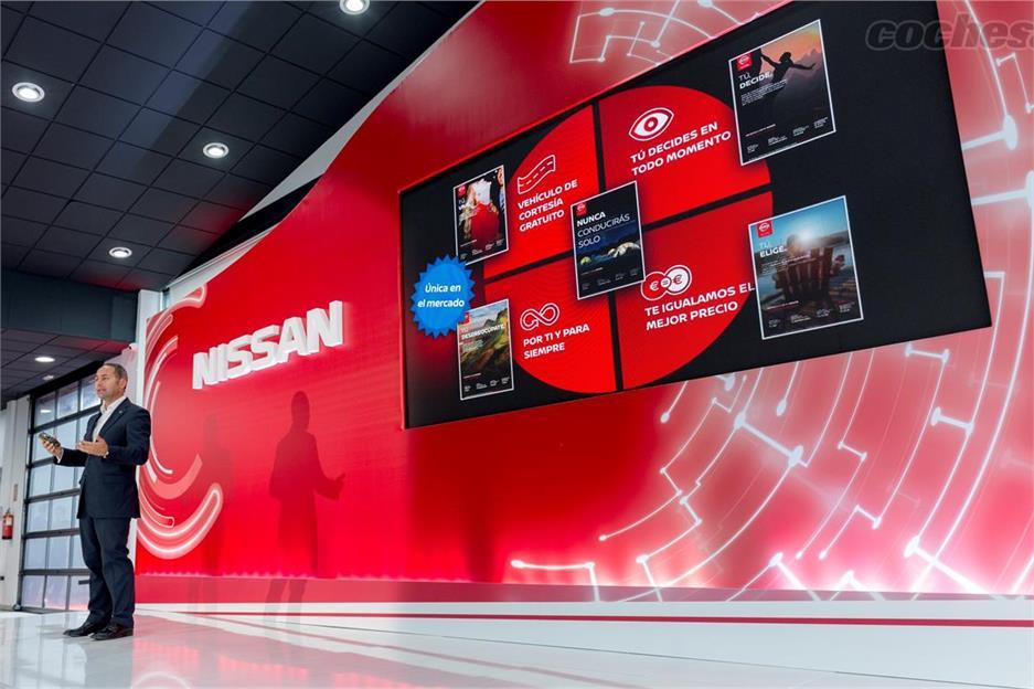 Ventas de Nissan en España en 2016
