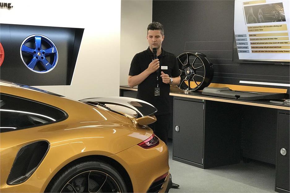 Porsche Exclusive, empezó con Flatnose