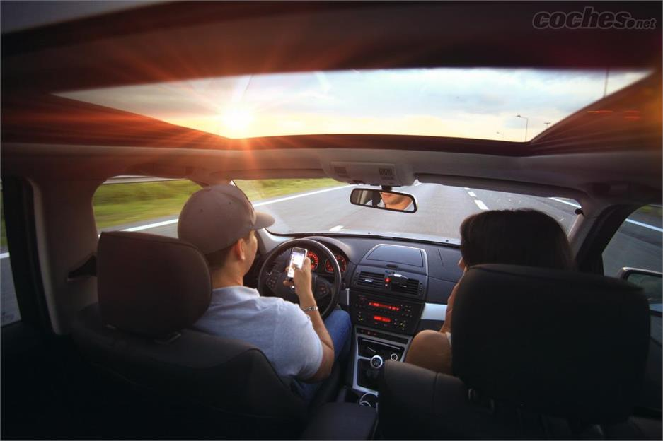 Accidentes de tráfico 2017 en aumento