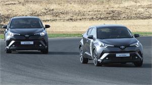 24h Híbridas Toyota C-HR: Gastando lo justo