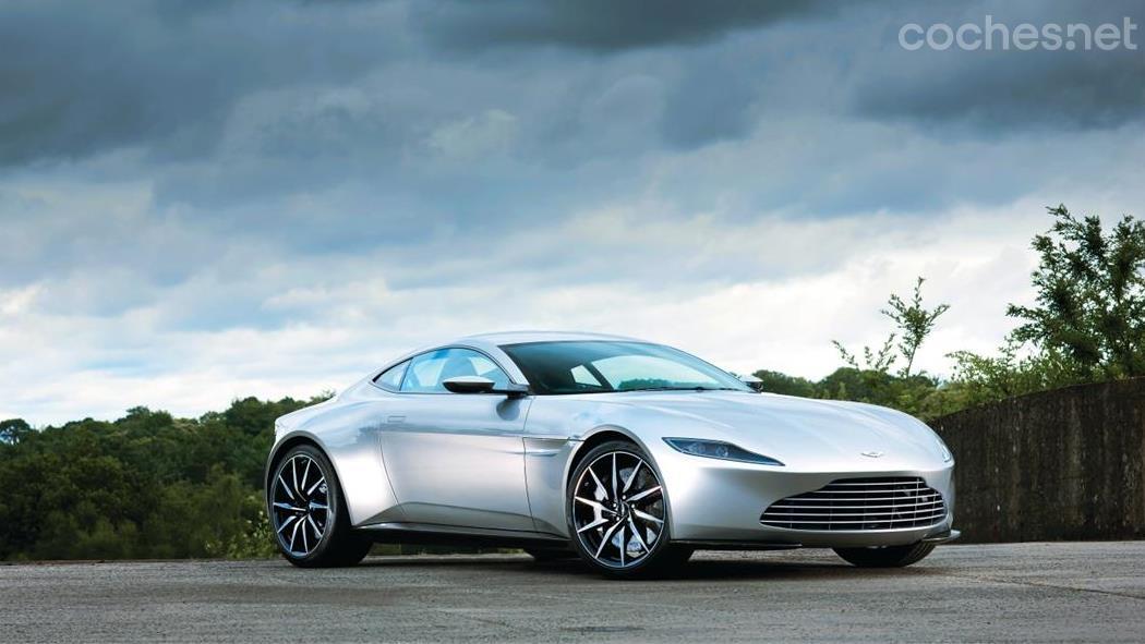 El futuro de Aston Martin