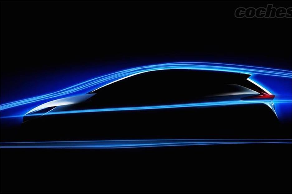 Nissan Leaf: más aerodinámico