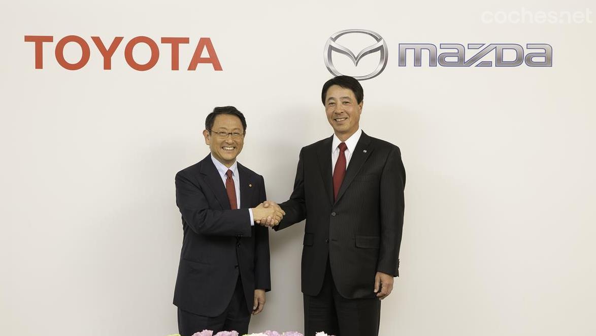 Toyota y Mazda confirman su alianza