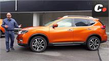 Nissan X-Trail 2017: Leves mejoras, mismo chasis
