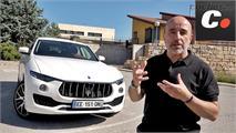 Maserati  Levante: Primer SUV de la firma italiana