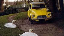 "Citroën Dyane: El ""cisne"" cumple medio siglo"