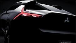 Mitsubishi e-Evolution Concept: En Tokio