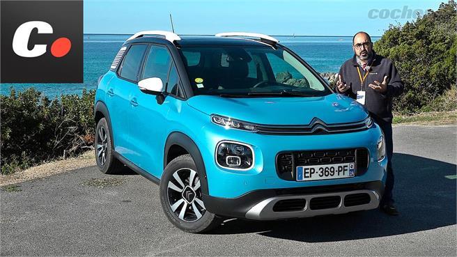 Citroën C3 Aircross: SUV con alma monovolumen