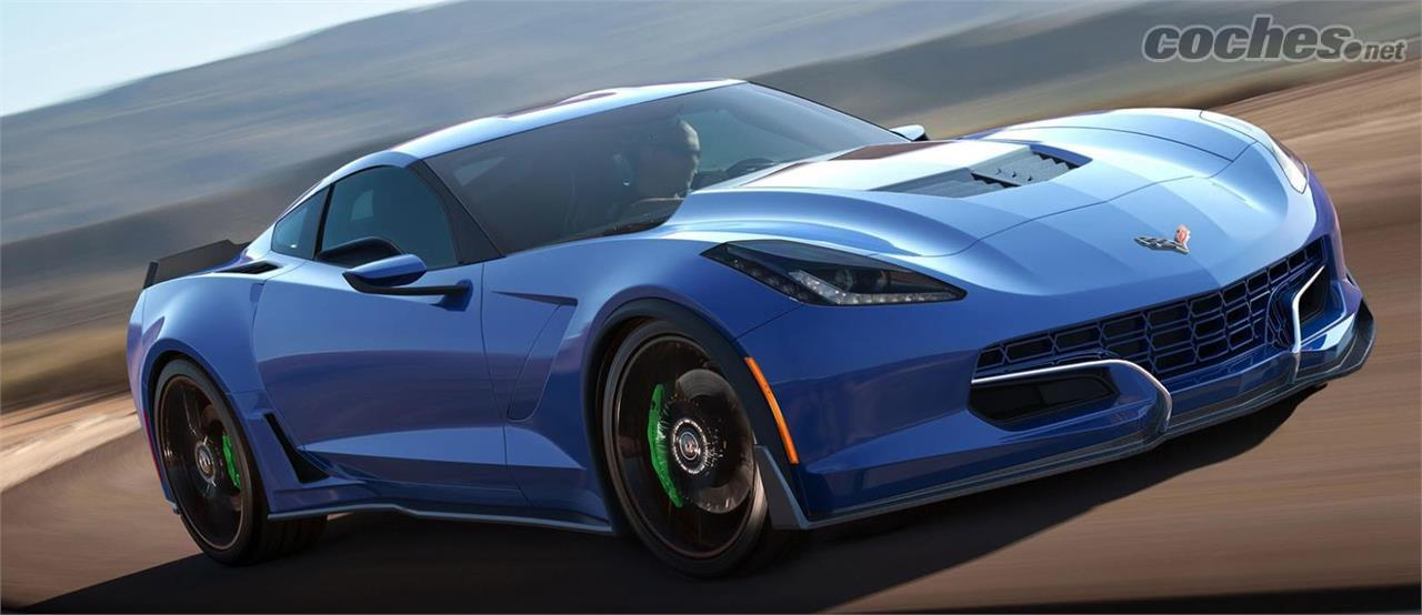 Genovation GXE: Un Corvette a baterías