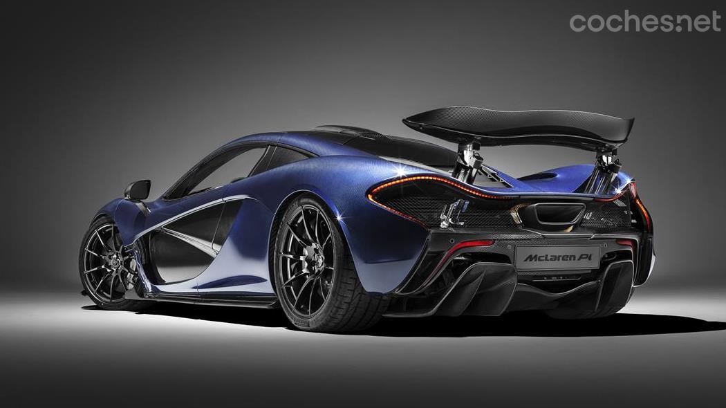 McLaren prepara un futuro eléctrico