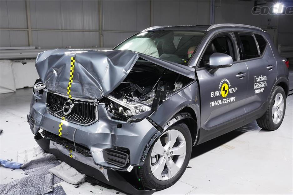 EuroNCAP probará la seguridad activa