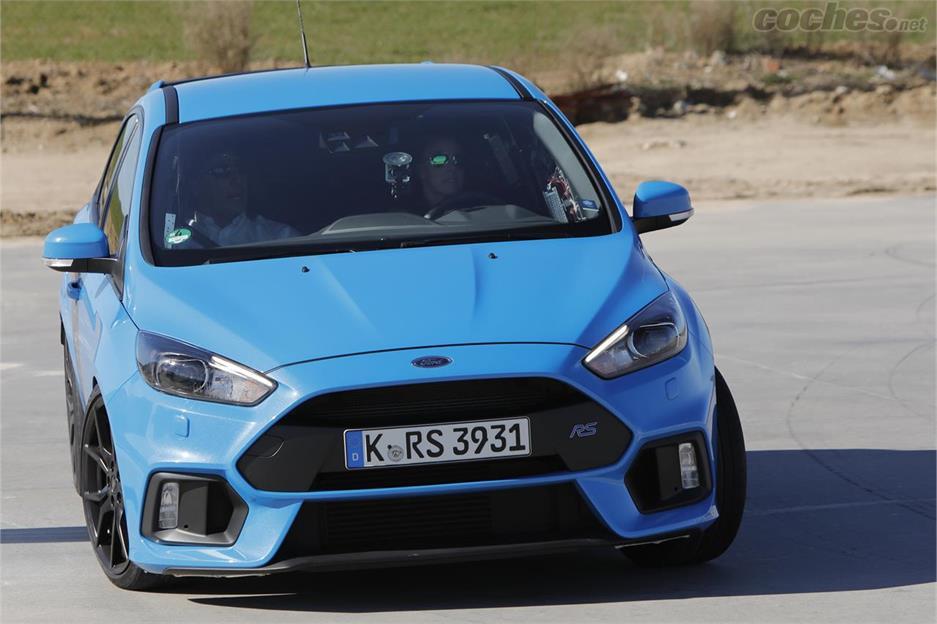 Emociones en Ford Performance Buzz Car