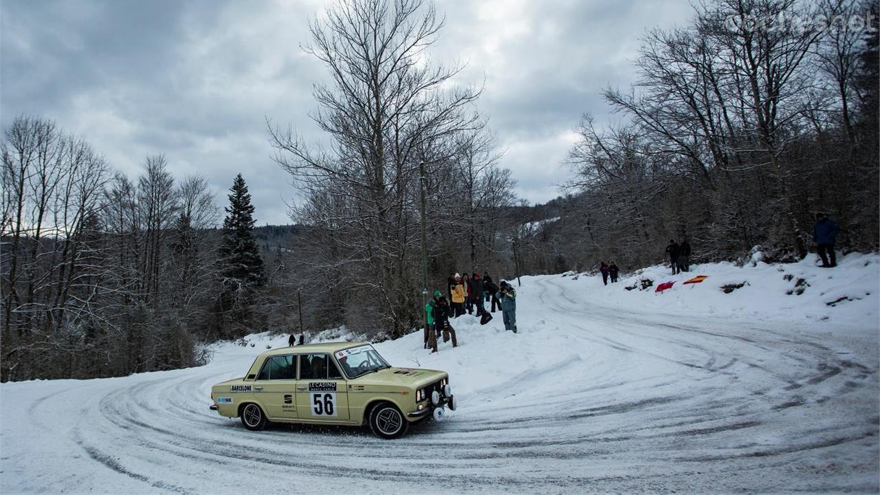 El Rally de Montecarlo Histórico