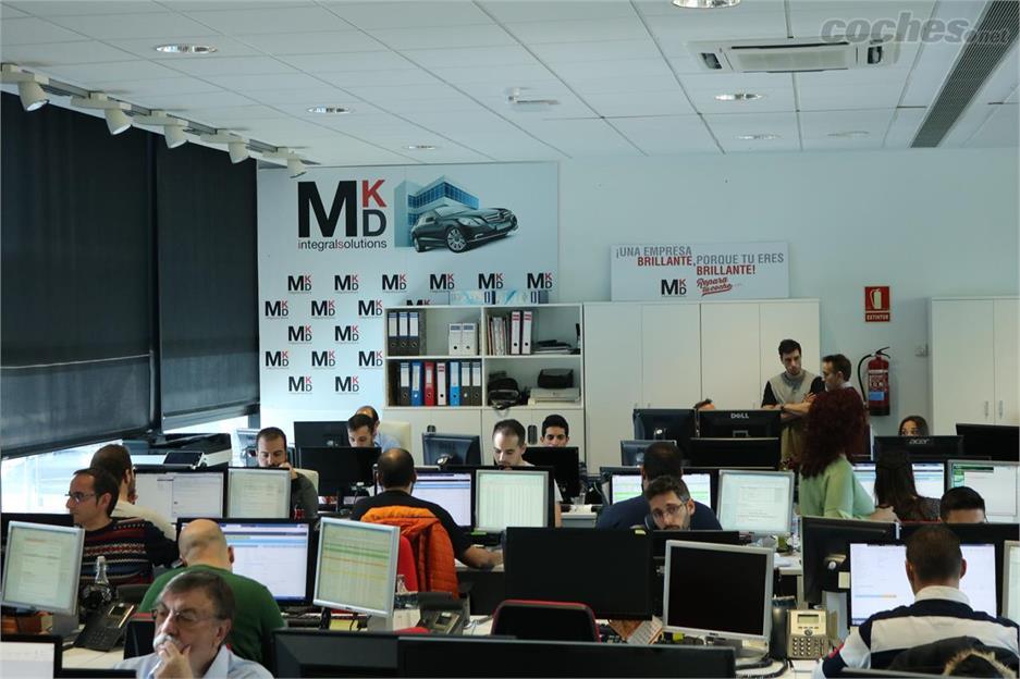MKD, empresa de reparación online
