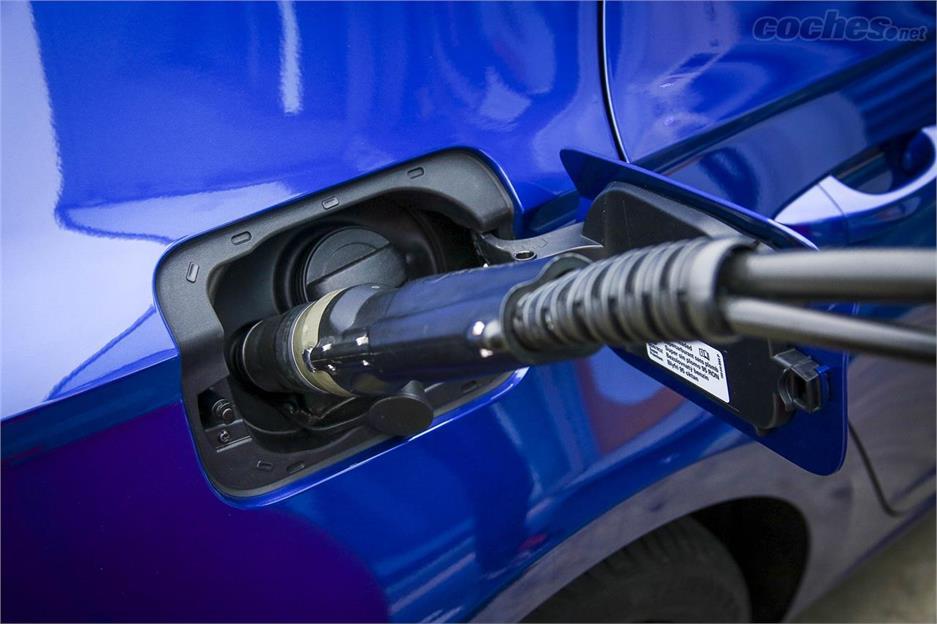 Comparativa combustibles