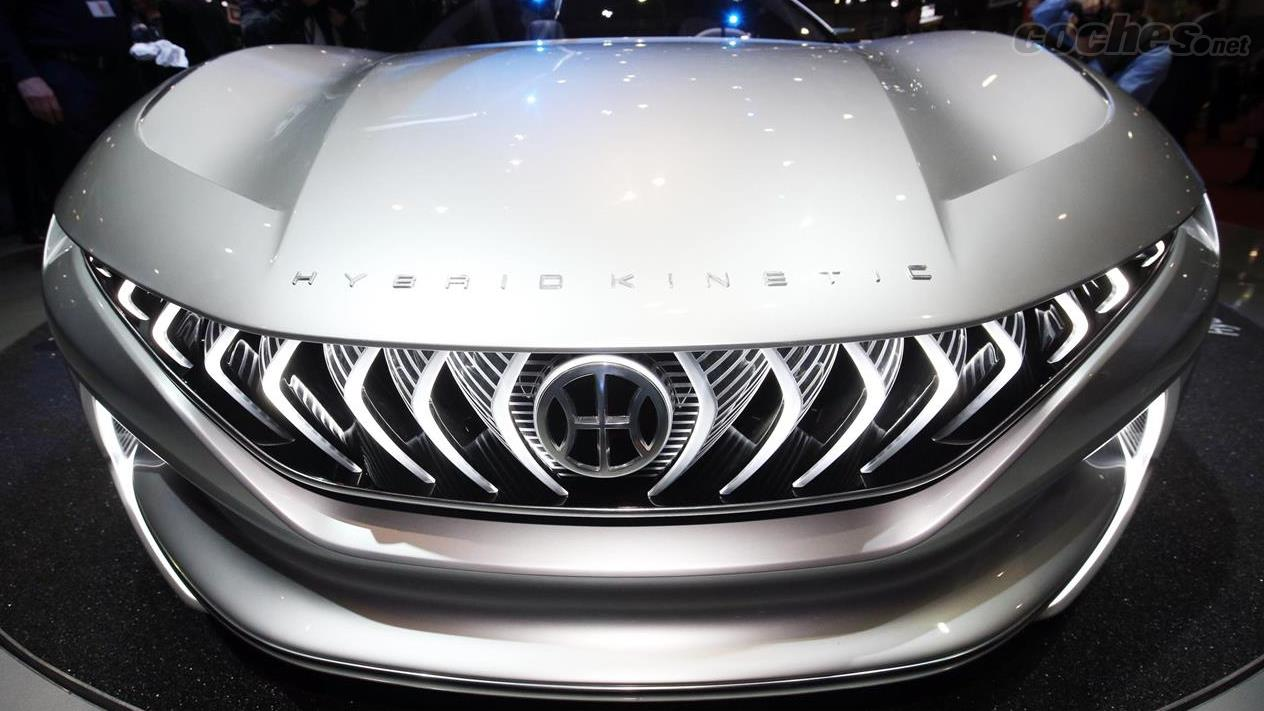 Hybrid Kinetic GT: Gran Turismo Italiano