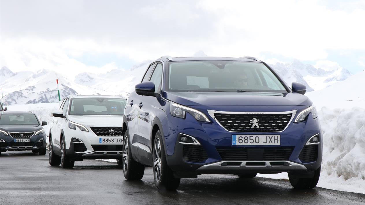 Peugeot Grip Control: alternativa al 4x4