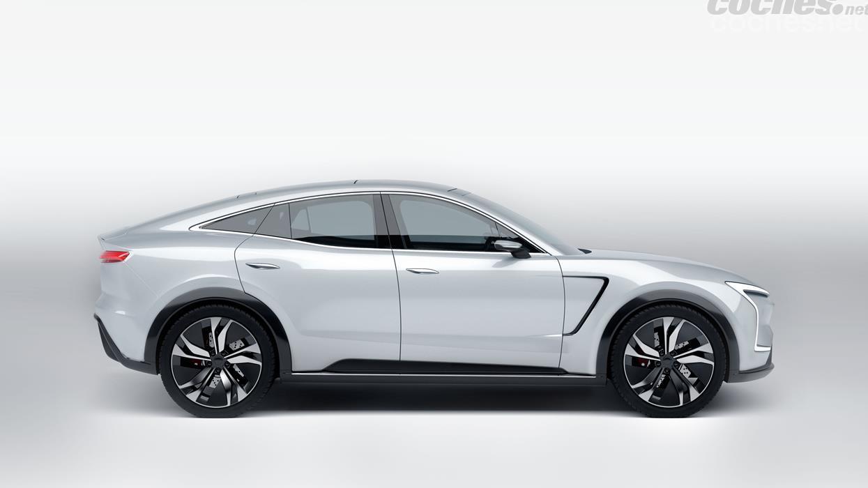 SF Motors: Nueva marca de eléctricos