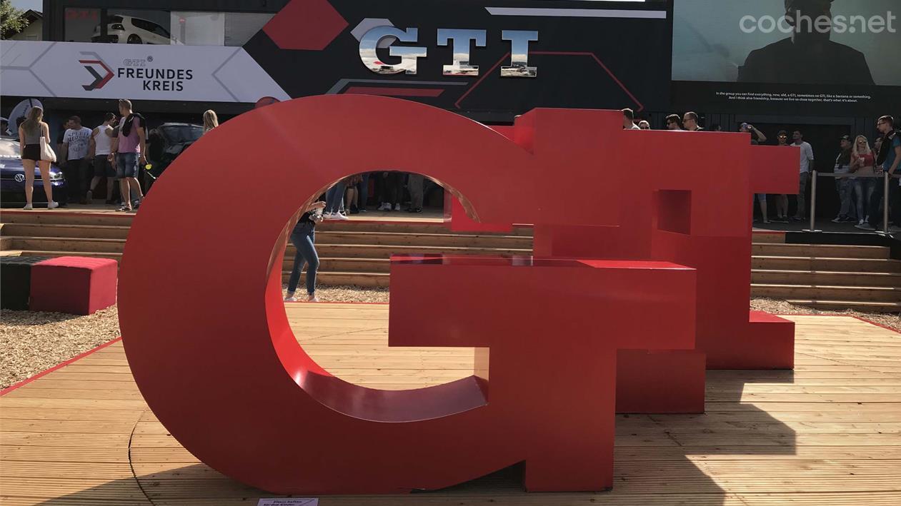 GTI Treffen 18, plagado de Golf clásicos