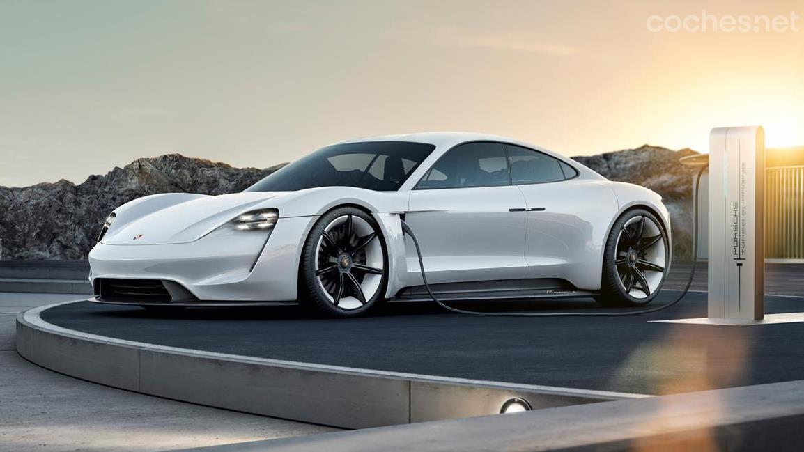 Porsche Taycan, deportivo eléctrico