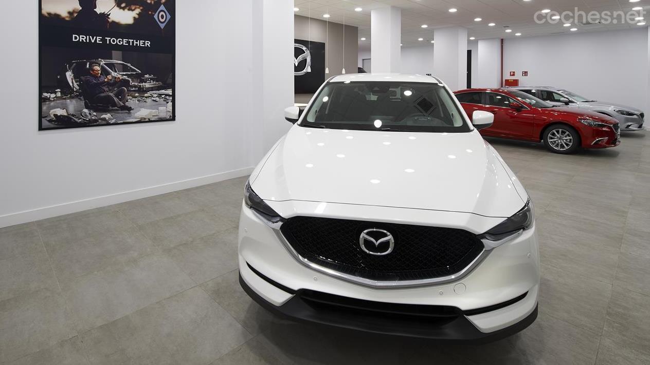 Mazda y la satisfacción del cliente