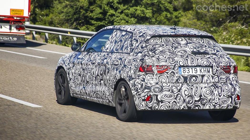 Audi A1 2019: En la fase final