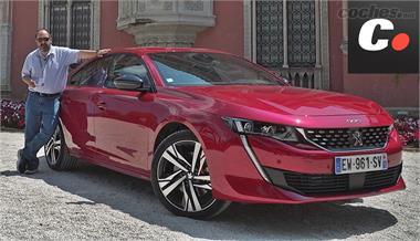 Peugeot 508: Cambio radical