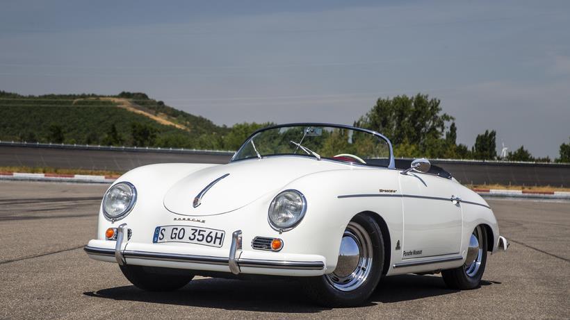 70 años de deportivos Porsche