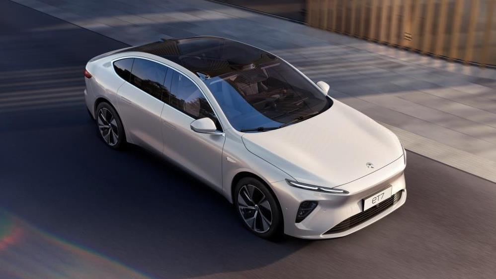 NIO ET7: ¿El anti-Tesla chino?
